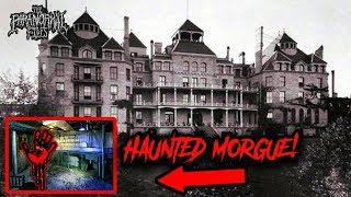 This Haunted Hotel In Arkansas Holds A DARK SECRET (MORGUE IN BASEMENT!) | THE PARANORMAL FILES