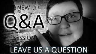PARANORMAL QUESTION & ANSWER SESSIONS | SEND US YOUR ??s