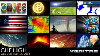 Veritas Radio - Clif High - Web Bot Trends 2014 - Part 1 of 2