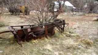 """Woodfords Manor & Cary Peak - Part 1 """"Pony Express Country"""""""