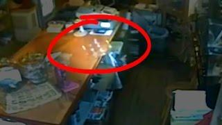 Poltergeist Activity Filmed Inside Ellacoya County Store