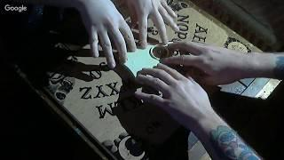 LIVE OUIJA BOARD SESSION WITH ALEX AND BRITTANY SPIRIT COMMUNICATION (ZOZO)