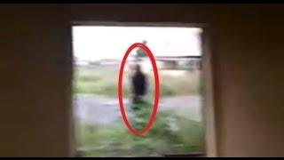 Real ghost activity caught on camera | Very scary video