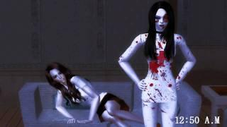Paranormal Activity (Sims 2 Halloween Special)