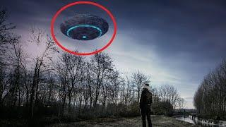 UFO With Aliens ! Real Videos! Amazing UFO Footage Caught on Camera | Alien Sightings