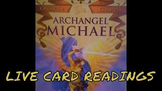 LIVE CARD READINGS and SPIRIT BOX SESSION