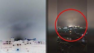 Inceíble Gigante Ojo Humano Aparece sobre Cheliábinsk Rusia (VIDEO VIRAL)| FENÓMENOS EN EL CIELO