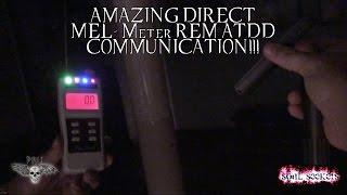 AMAZING DIRECT MEL- Meter REM ATDD Communication!