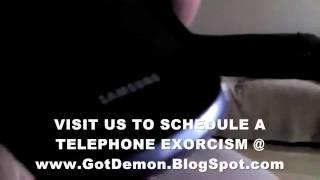TELEPHONE EXORCISM by Brother Carlos. A Haunting in Connecticut the apartment attic stalked by evil