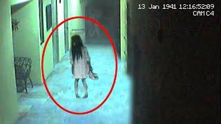 Supernatural Ghost Sighting!! Ghost Caught On Cctv Camera
