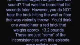 Ghost Adventures - Goldfield Hotel Episode Discrepancies Revealed.