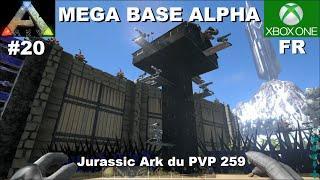 ARK Xbox One [FR] MEGA BASE ALPHA (#20 Je visite les constructions des abonnés)