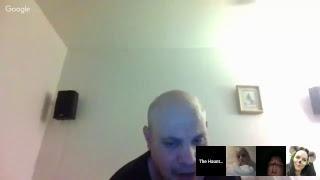 hangout paranormal talk