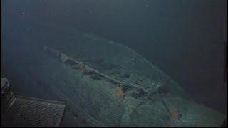 ARA San Juan buscan en una nueva zona y a más de 1 000 metros de profundidad