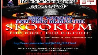 Half Past Dead Paranormal Radio The Skookum Bigfoot show
