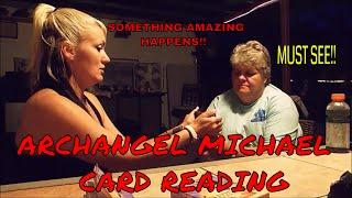 AMAZING CARD READING ( SOMETHING AMAZING HAPPENS)!!