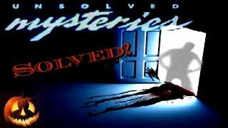 Unsolved Mysteries that Happened on Halloween | Solved with Remote Viewing, Remote Drawing!