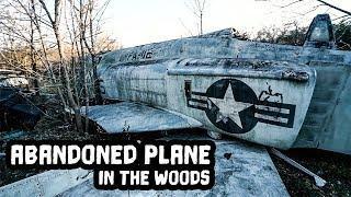 Abandoned War Planes Found In Random Spot !