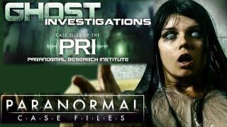 Paranormal Case Files: Ghost Investigations: WITNESS UNBELIEVABLE PARANORMAL ENCOUNTERS