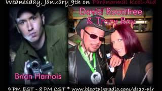 "Ghost Hunters Brian Harnois ""Suicide Scare"" Interview on Dead Air Paranormal Radio"
