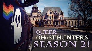 Queer Ghost Hunters SEASON 2!! Promo