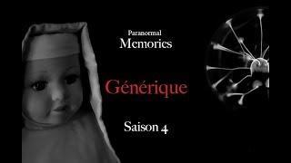 Paranormal Memories : Générique Saison 4