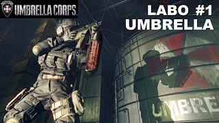 UMBRELLA CORPS [FR] #1 Missions solo : Laboratoire Umbrella