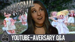 YouTube-aversary Q&A!