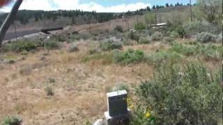 Daytime Tour Of Washoe City Cemetery
