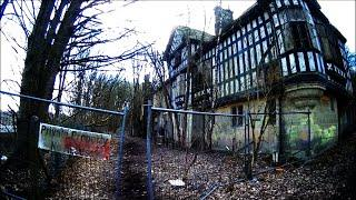 ABANDONED Mansion Found Eerie Cottage
