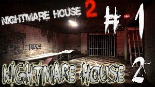 Nightmare House 2 Gameplay (parte 1) (TERROR)