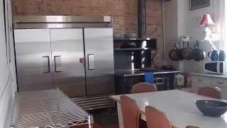 "St  Mary Louise Hospital and Art Center - Part 2 ""A Kitchen Made For Flapjacks"""