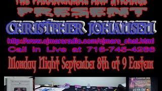 Halg Past Dead Paranormal Radio Chris Johansen show