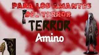 Amino terror la aplicación para los amantes del terror