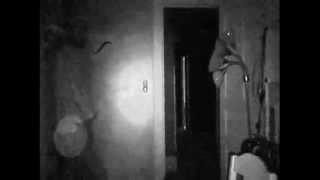 Halloween Investigation Orb in slow motion 10/31/14