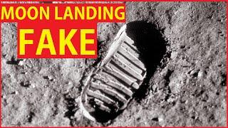 The Moon Landings Were Faked