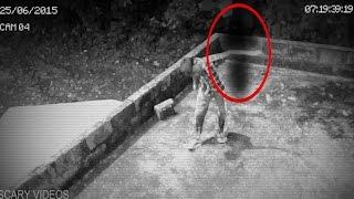 Shocking Ghost Video | Real Ghost Attack Captured on CCTV Camera | Ghost Adventures | Scary Videos