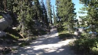 "Flume Trail Part 10 ""Riding Along The Shores Of Lake Martlett"""