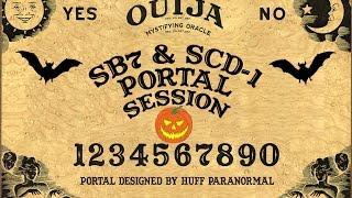 P-SB7 & SCD-1 Session with the Portal 8-15-15