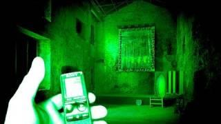 Drunken Ghost Hunting in a Creepy Castle At Night. Part 3