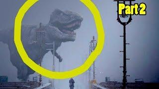 TOP 5 DINOSAURS CAUGHT ON CAMERA & SPOTTED IN REAL LIFE! (Part 2)