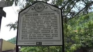 The Matewan Massacre Site