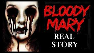 Bloody Mary  Real Story !! Horrible Horror Stories That Won Let You Sleep at Night