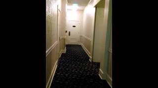 Ghost hunting at The Menger hotel
