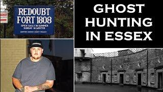 Ghost Hunting in Essex | Vlog