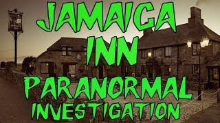 HBI HAUNTED BRITAIN INVESTIGATIONS - JAMAICA INN PARANORMAL INVESTIGATION
