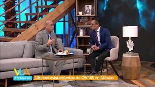 Últimos avistamientos de OVNIS en Mexico I ESTÁN ENTRE NOSOTROS I VLA.