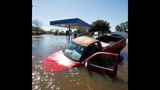 HAUNTING HURRICANE HARVEY NEWS - DEATH TOLL FLOODING