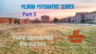 Pilgrim Psychiatric Center – Abandoned Buildings P3 MY HAUNTED DIARY paranormal