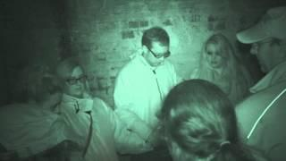 Landguard Fort ghost hunt - 29th November 2014 - Séance Group 2 & 3